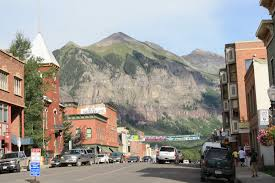 Small Town Small Town Gf Guide Telluride Co