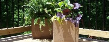 How To Make Planters by How To Make Patio Paver Planters Bystephanielynn