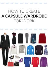 build a wardrobe on a budget fashion essentials every creating a capsule wardrobe for work
