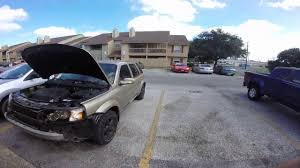 land rover lr2 lifted land rover freelander face lift youtube