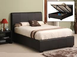 ottoman beds with mattress oregon ottoman matte brown at mattressman