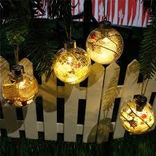 aliexpress com buy led merry christmas tree bulb light ball