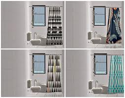 curtains nice bathroom decorating ideas with ikea shower curtains