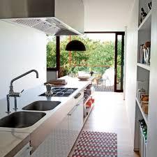 cuisine en longueur des cuisines en longueur inspirations kitchens kitchen dining
