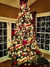 christmas tree decorating ideas top 10 inventive christmas tree themes top inspired