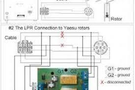 antenna rotor wiring schematic wiring diagram