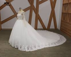 online buy wholesale wedding dresses with long trains from china