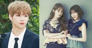 Kang Daniel Wanna One S Kang Daniel Finishes Filming Davichi S Upcoming Mv