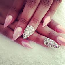 best 25 gem nails ideas on pinterest tiffany nails tiffany