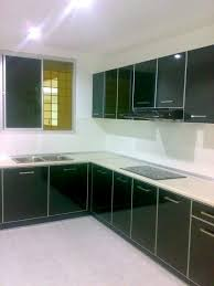 modern kitchen cabinet materials marvelous modern kitchen cabinet doors trendy material associated