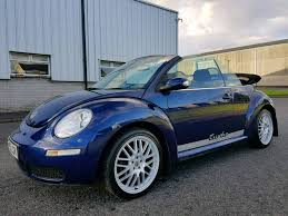 dec 2005 volkswagen beetle 1 9 tdi convertible lovely example