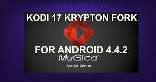 kodi for android kodi 17 krypton fork for android 4 4 2