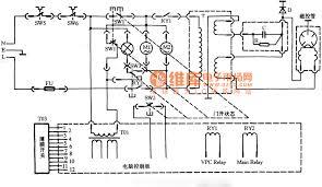 galanz wp750b microwave circuit diagram