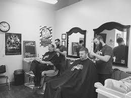 the straight edge barbershop