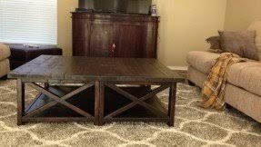 brown square coffee table oversized coffee table decoration the latest information home