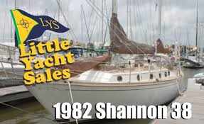 sold 1982 shannon 38 sailboat for sale at little yacht sales