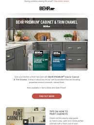 is behr paint for kitchen cabinets behr paint your kitchen cabinets like a pro milled
