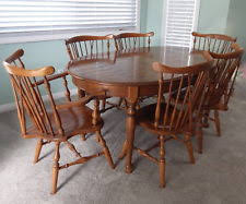 maple dining room table maple dining table ebay