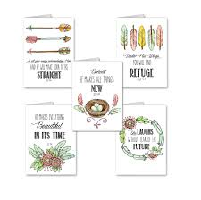 watercolor notecards watercolor scripture note cards