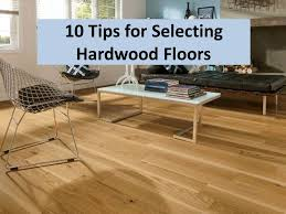 10 tips on buying hardwood floors from an insider