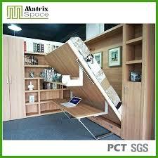 bureau en mezzanine lit mezzanine 140 avec bureau merveilleux bureau sous lit