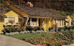 mid century ranch homes 1953 storybook ranch home envy strikes bigtime ranch house