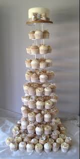 wedding cupcake tower shabby chic cupcakes time for the holidays
