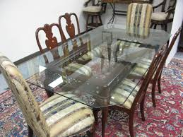Dining Room Furniture Ethan Allen Charming Queen Anne Dining Table Ethan Allen 41 For Your Modern