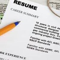 resume preparation resume preparation personnel services limited mumbai