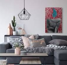 Gray And Pink Bedroom by Thinking In Pink Gray Bedrooms And Colour Contrast