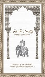 top 25 best indian wedding invitation cards ideas on pinterest