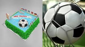 football cake football cake tutorial easy