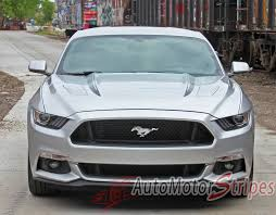 decals for ford mustang 2015 2017 ford mustang digital fade faded stripes