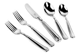 Kitchen Forks And Knives Zwilling J A Henckels Vintage 1876 Stainless Steel Flatware Set