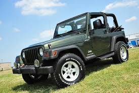 2006 tj jeep wrangler davis autosports 2006 jeep wrangler tj sport for sale 76k