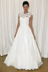best wedding dresses from bridal market spring 2014 glamour