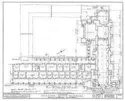 architectural plans architectural drawings california missions resource center