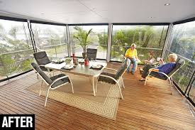 awesome blind outdoor bistro australian outdoor living outdoor