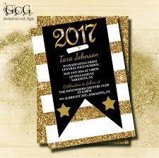 graduation invite glitter graduation invitation graduation invitations class of 2017