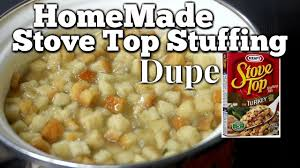 stove top recipe dupe thanksgiving side