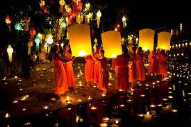 Festival Of Lights Thailand Schedule Of 2017 Loy Krathong U0026 Yee Peng Festivals Chiang Mai