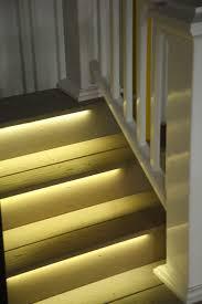 led strip lights for stairs lighting led strip deck lighting kit lights decor excellent