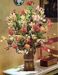 international flower arrangement