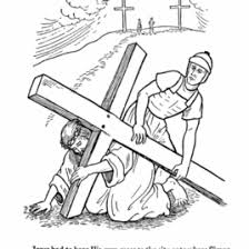 bible cross coloring page archives mente beta most complete