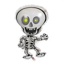 Dancing Halloween Skeleton by Online Get Cheap Skeleton Balloons Aliexpress Com Alibaba Group