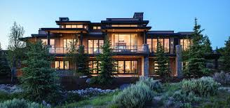 Walker Home Design Utah by Otto Walker Architects Promontory Club