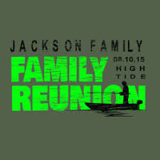 family reunions t shirt designs designs for custom family