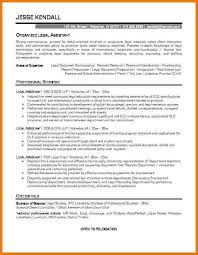 Secretary Resume Templates Secretary Resume 500708 U203a Legal Resume Preparation Legal
