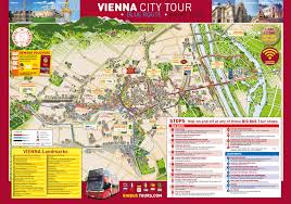 Vienna Map Big Bus Vienna Hop On Hop Off Tour Cruise And More Book Online