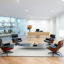 vitra lounge chair u0026 ottoman cherry wood